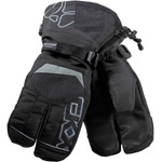 CKX - Throttle Series 3-Finger Mittens - Medium Only