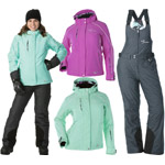 Divas - Lily Insulated 2-Piece Snow Suit - Women's