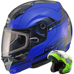 GMAX - MD04 Modular Snowmobile Helmet