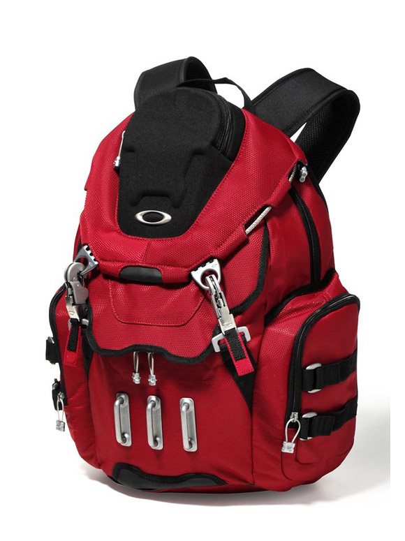 oakley designer kitchen sink backpack louisiana bucket brigade