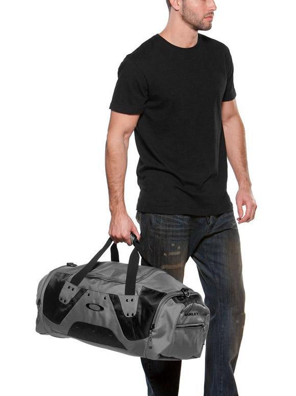 b304cafb4e AllSnowmobileGear.com - Oakley - Large Hand-Carry Duffel - 41L Duffle Bag