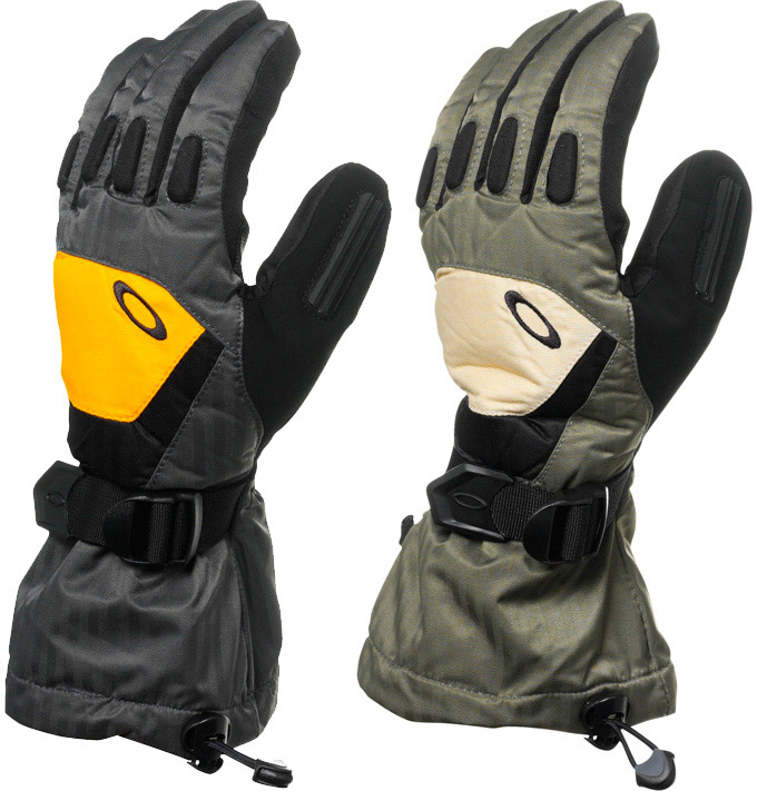 oakley winter  Oakley Winter Golf Gloves - Gloves