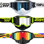 Triple9 Optics - Saint Snowmobile Goggle