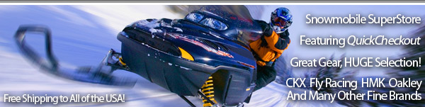 AllSnowmobileGear.com - Free Shipping on all Snowmobile Gear, Snowmobile Helmets, and Snowmobile Bibs.